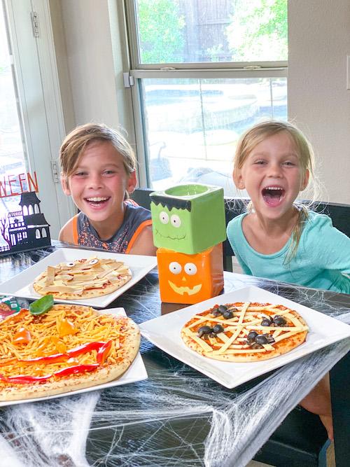 Halloween kid-friendly recipes